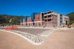 Resíduos sólidos de Durban da construção civil Imagem de Stock