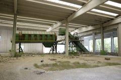 Resíduos sólidos urbanos abandonados Foto de Stock Royalty Free
