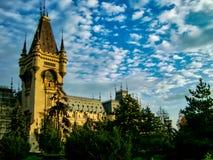 Resa i Eastern Europe, nord av Rumänien royaltyfri fotografi