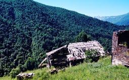 Resa i Georgia Arkivbild