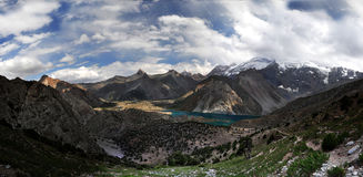 Resa i Tajikistani Royaltyfria Foton