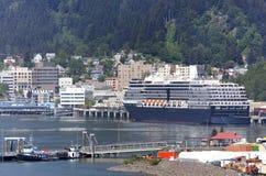 Resa till Juneau Royaltyfria Bilder