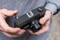 Resa upp slutaren Fotografering för Bildbyråer