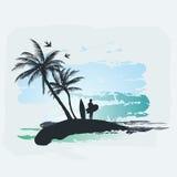 Resaca de la palmera