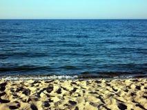 Resaca del mar Fotos de archivo libres de regalías