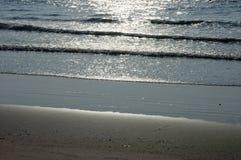 Resaca del océano Fotos de archivo libres de regalías