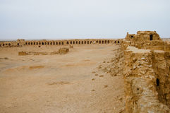 Resafa Ruins - Syria Royalty Free Stock Photo