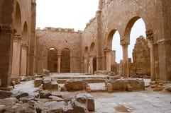 Resafa Ruins - Syria Royalty Free Stock Image