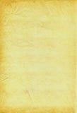 Resbalón del papel de tejido viejo fotos de archivo