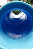 Resbale el tubo Foto de archivo