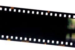 Resbale la película fotografía de archivo