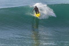 Rescate Ski Craft Waves Surfing de la salvación imagen de archivo libre de regalías