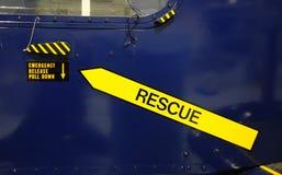 Rescue Stock Photo