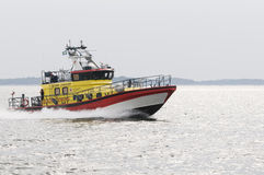 Rescue Bjorn Christer lifeboat Royalty Free Stock Image