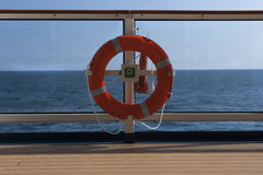 Rescue buoy Royalty Free Stock Image