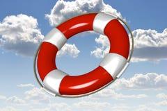 Rescue buoy Royalty Free Stock Photos