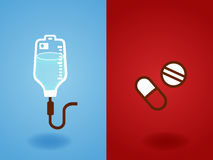 Rescue , emergency , urgent , health care , support icon infogra Royalty Free Stock Photo