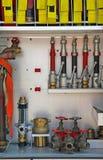 Rescue equipment Stock Images