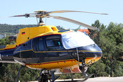 Rescue Helicopter Royalty Free Stock Photography