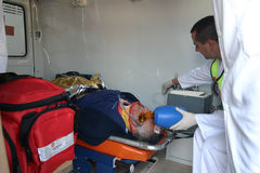 Rescue 024 Stock Image