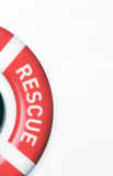 Rescue Life Saver Stock Photo