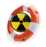 Rescue of nuclear energy Royalty Free Stock Photography