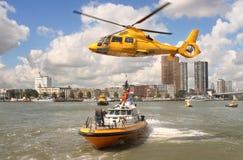 Rescue Operation stock photos