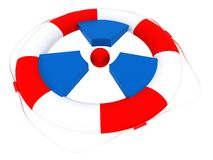Rescue from Radiation Royalty Free Stock Photos