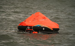 Rescue Raft Stock Photography