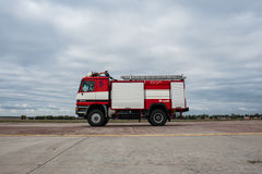 Rescue services training Royalty Free Stock Image