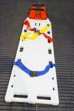 Rescue stretcher Stock Image
