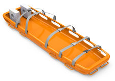 The rescue stretcher Stock Image