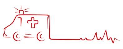 Rescue symbol Stock Images