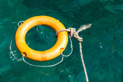 Rescue tube Royalty Free Stock Images