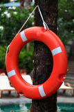 Rescue tube Stock Photography
