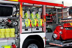 Rescue vehicle equipment Royalty Free Stock Photography
