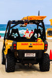 Rescue Vehicle Stock Image
