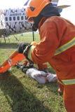 Rescuers Stock Photo