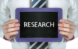 Research Royalty Free Stock Image