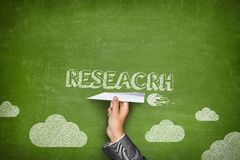 Research concept Royalty Free Stock Photography
