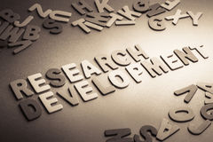 Research and Development Royalty Free Stock Photography