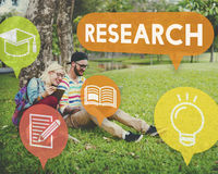 Research Feedback Knowledge Explanation Concept. Research Feedback Knowledge Explanation Ideas royalty free stock image