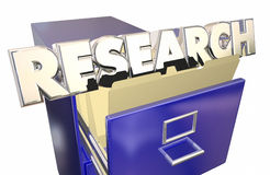 Research File Folder Searching Facts. Research File Folder Searching Information Learning Facts Royalty Free Stock Photo