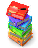 Research Information Stock Images