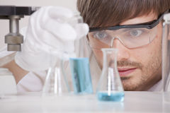 Research lab Royalty Free Stock Image