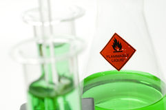 Research Lab Royalty Free Stock Photography
