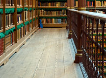 Research library of Rijksmuseum Stock Photos