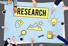 Research Searching Search Study Researcher Concept Stock Photo