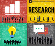 Research Study Inspection Investigation Examination Concept Royalty Free Stock Image