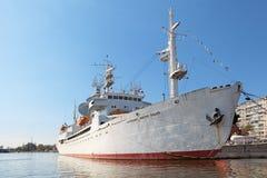 Research vessel Cosmonaut Viktor Patsayev Royalty Free Stock Image